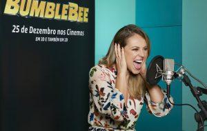 Paolla Oliveira dará sua voz para a vilã Shatter, de Bumblebee!
