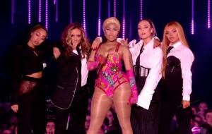 Little Mix e Nicki Minaj apresentam Woman Like Me pela 1ª vez no EMA 2018; vem assistir!