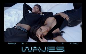 Depois de parcerias com Khalid e Calvin Harris, Normani lança Waves com 6LACK; vem ouvir!