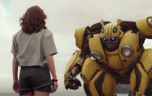 Duas novas cenas de Bumblebee foram liberadas; vem assistir!