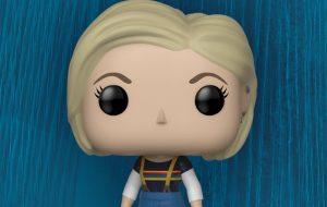 Queremos: A 13ª Doutora de Doctor Who ganha boneca Pop! da Funko <3