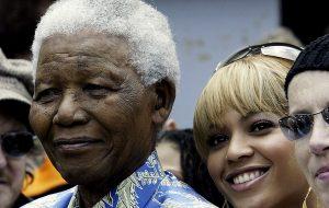 Beyoncé enaltece Nelson Mandela em emocionante carta aberta <3