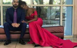 IZA vai se casar com Sergio Santos esse domingo, diz jornalista