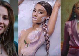 A revista Time quer saber quem foi a pessoa do ano: Lady Gaga, Ariana Grande ou Beyoncé?