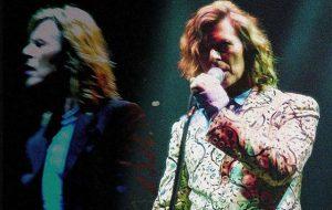 O registro inédito de David Bowie no Glastonbury Festival já está entre nós