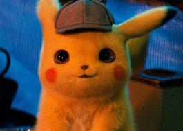 Ele está entre nós! Vem ver o primeiro trailer de Detetive Pikachu
