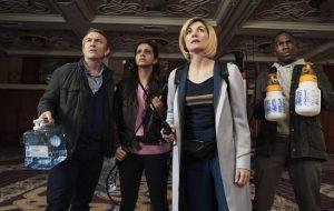 Especial de Natal de Doctor Who é oficialmente alterado para o Réveillon!