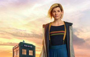Não terá especial de Natal de Doctor Who neste ano :(