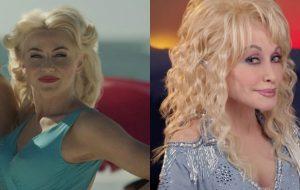 Julianne Hough será protagonista em série baseada em músicas de Dolly Parton!