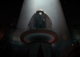 Saiu um poster maravilhoso do live-action de Dumbo ~e vem novo trailer por aí!