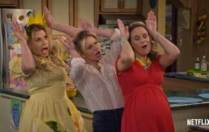 Reencontros marcam o novo trailer da 4º temporada de Fuller House!