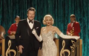 Gwen Stefani lança clipe natalino e divertido ao lado de seu namorado Blake Shelton; vem ver!