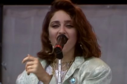 35 anos de Live Aid!