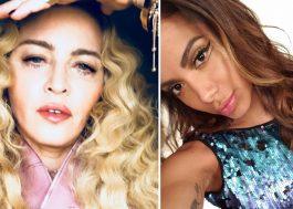 Jornalista solta que Madonna e Anitta gravarão funk juntas!