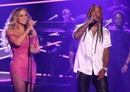 Toda romântica, Mariah Carey canta The Distance pela primeira vez na TV; vem ver!