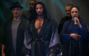 Vem ver novas fotos do crush Michael B. Jordan no set de Creed II!