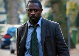 """Idris Elba diz que filme de """"Luther"""" está bem perto de acontecer"""