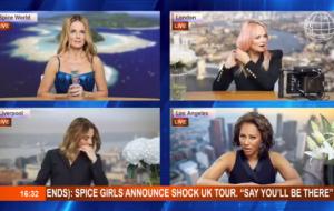 OFICIAL! Spice Girls anunciam turnê para 2019; vem ver datas e locais