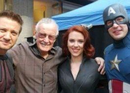 Atores da Marvel lamentam morte de Stan Lee nas redes sociais