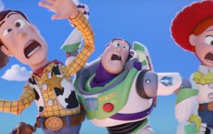 Que bonitinho! Saiu o primeiro teaser de Toy Story 4; vem ver <3