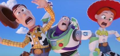 Teaser de Toy Story 4