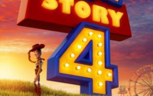 Woody é destaque em novo cartaz do Toy Story 4; vem ver!