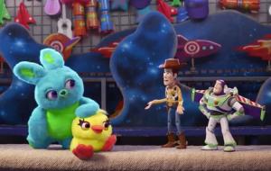Com dois novos personagens, saiu mais um teaser de Toy Story 4; vem ver a fofura!