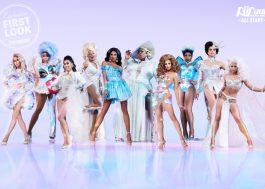 Já temos os nomes ~e foto~ das participantes da 4ª temporada de RuPaul's Drag Race All Stars!