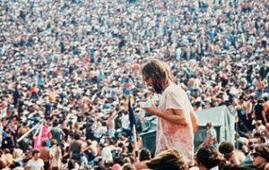 Vai ter uma edição comemorativa dos 50 anos do Woodstock em agosto deste ano!