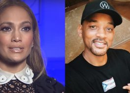 Jennifer Lopez conta que remake de Nasce Uma Estrela quase foi feito por ela e Will Smith