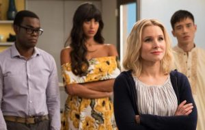 The Good Place já foi renovada para a 4ª temporada <3