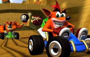 Lembra de Crash Team Racing? Parece que teremos uma versão remasterizada!
