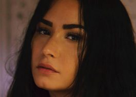 2019 é seu, Demi! De acordo com site, a cantora está trabalhando em novas músicas