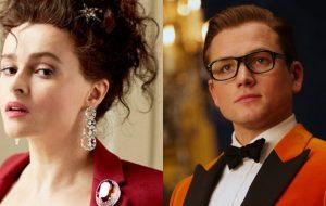 Helena Bonham Carter, Taron Egerton e mais estão no elenco de nova produção da Netflix