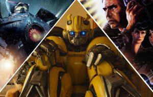 Em clima de Bumblebee, listamos 5 filmes em que homens e máquinas se uniram para salvar o dia!