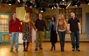 Netflix paga US$100 milhões para que Friends continue no catálogo dos EUA