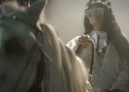 Gretchen é um verdadeiro anjo no clipe de seu novo single, Bumbum Gourmet; vem ver!