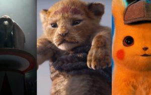 5 filmes live-action que você não pode deixar de assistir em 2019!