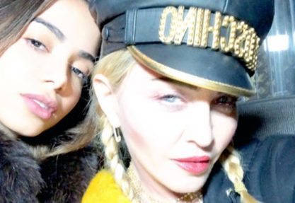 Feat do ano: Madonna e Anitta!