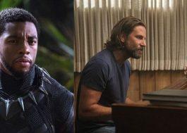 Pantera Negra e Nasce Uma Estrela estão entre os filmes mais procurados de 2018