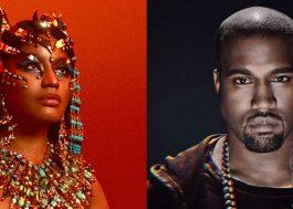 Nicki Minaj entra em discussão sobre saúde mental e elogia Kanye West