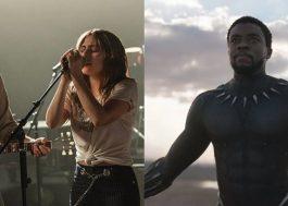 Nasce Uma Estrela e Pantera Negra estão entre os pré-indicados ao Oscar de Melhor Canção!