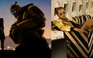 Paramount traz cenas inéditas de Bumblebee e teaser de Rocketman para a CCXP 18!