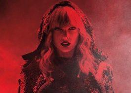 Taylor Swift liberou este pôster da reputation Stadium Tour e nós sentimos o impacto daqui
