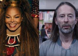 Janet Jackson e Radiohead serão introduzidos ao Rock & Roll Hall of Fame em 2019!
