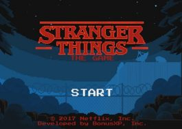 Stranger Things vai ganhar game em versão 16-bit!