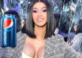 Cardi B estará no comercial da Pepsi do Super Bowl 2019!