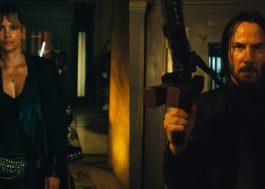 Saiu! Vem ver o trailer cheio de perseguição de John Wick 3: Parabellum