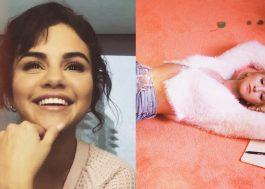Julia Michaels lança prévia de Anxiety, sua música com Selena Gomez