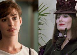 Anne Hathaway viverá personagem de Anjelica Huston no novo Convenção das Bruxas!
